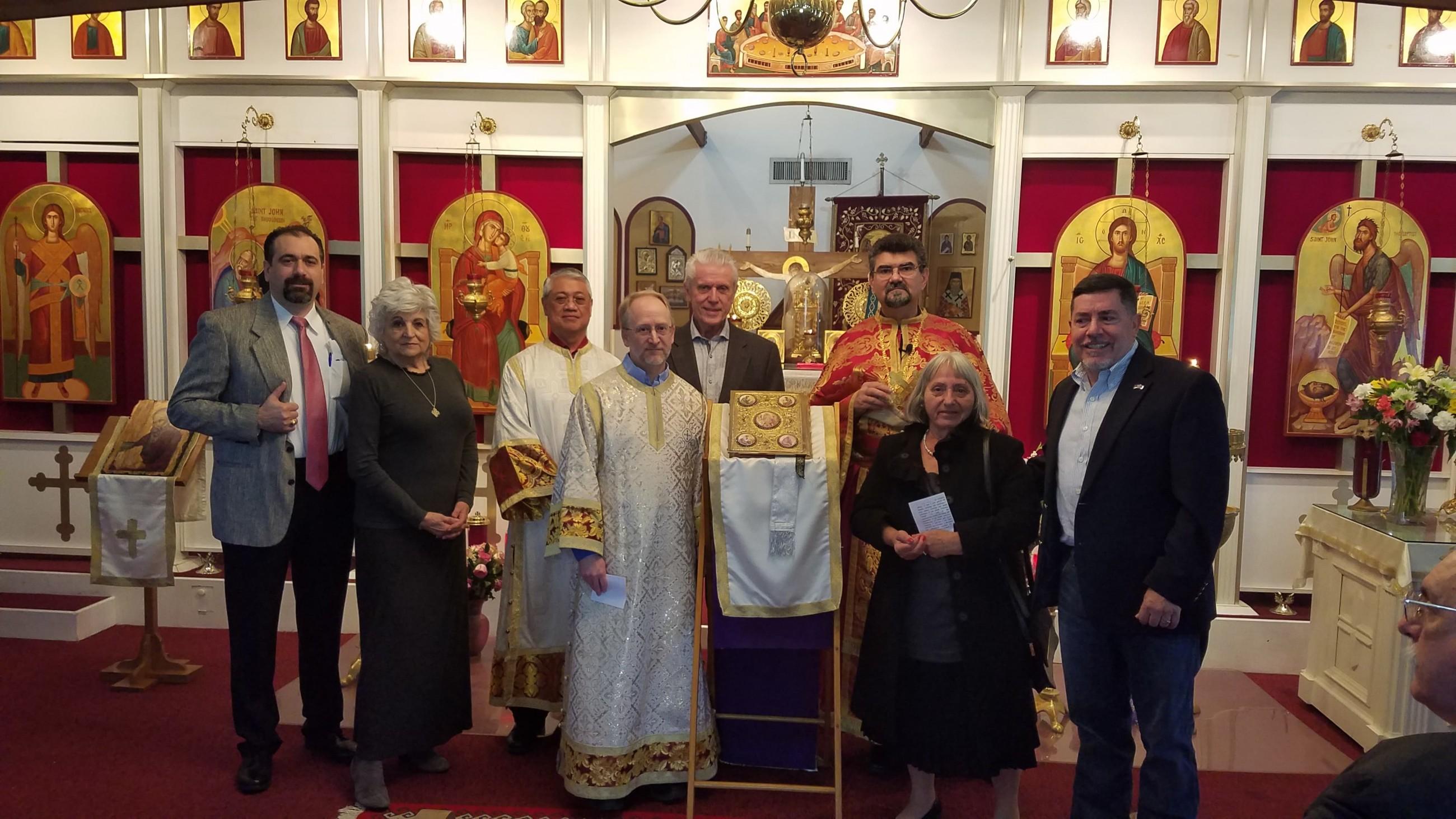 Parish Council | St  John the Theologian Greek Orthodox Church