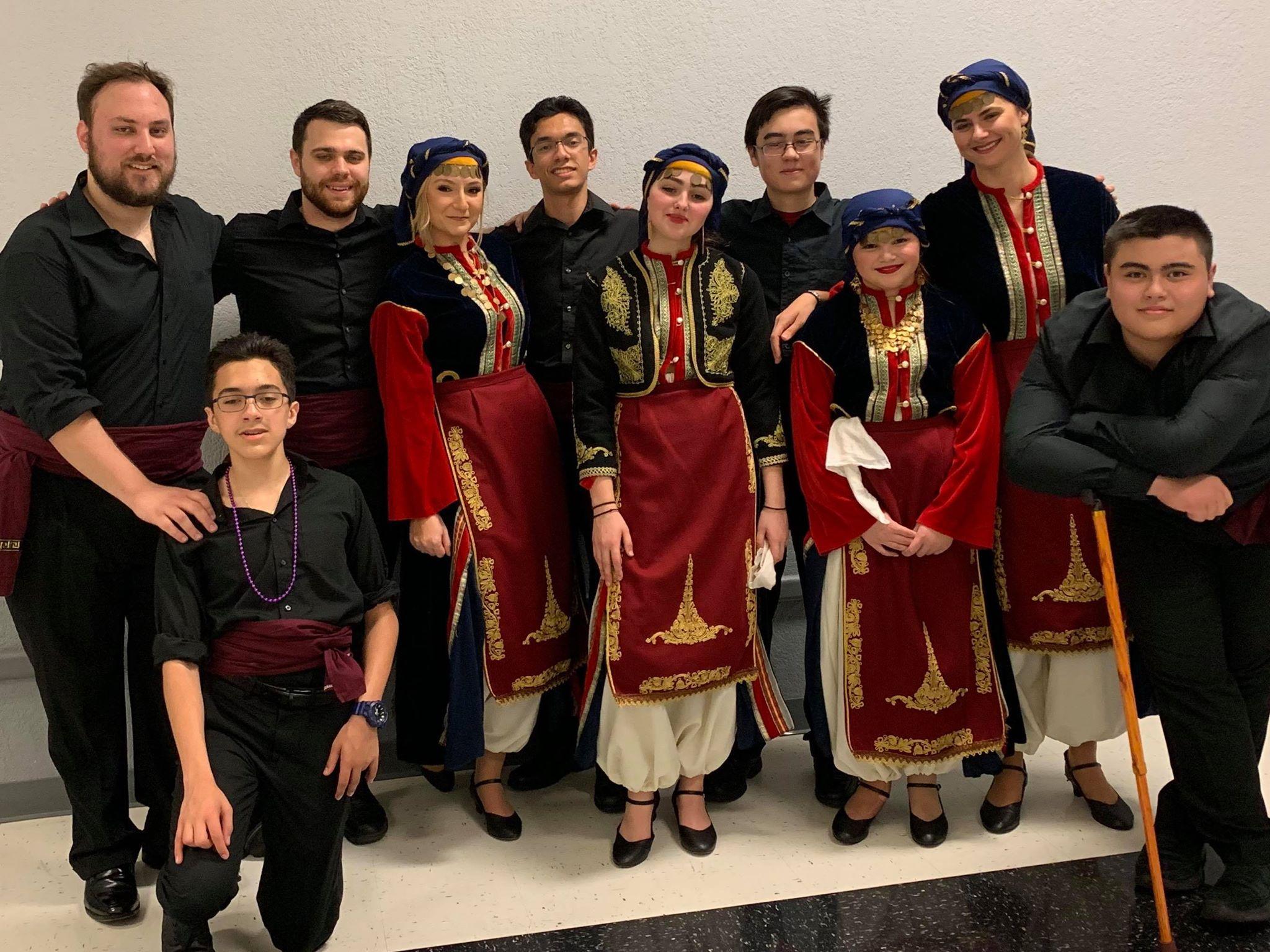 Asteria Dancers